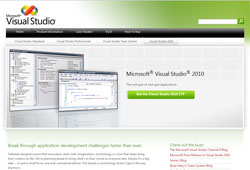 Microsoft Visual Studio.Net 2010 - Hawaii